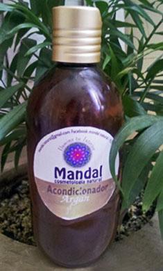 acondicionador con aceite de argan madal natural