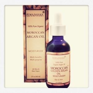 Elma & Sna moroccan golden argan oil