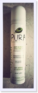 aceite de palta PURA