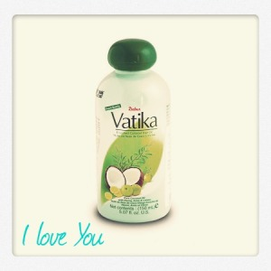 Vatika coconut oil