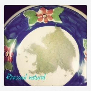 polvo mineral rhassoul
