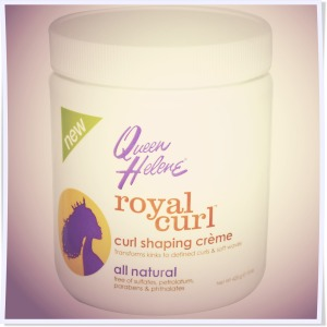 royal curl shaping creme