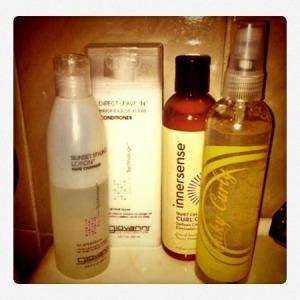 productos para el cabello rizado