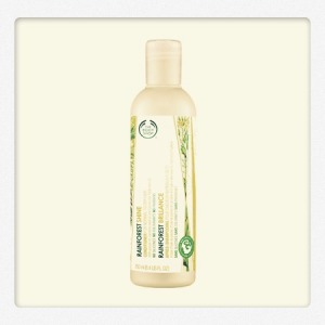 rainforest shine conditioner