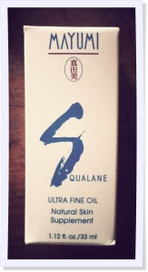 Mayumi Squalane Fine Oil