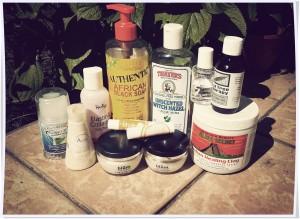 productos naturales para rostro y cuerpo