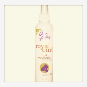 royal curl reactivator