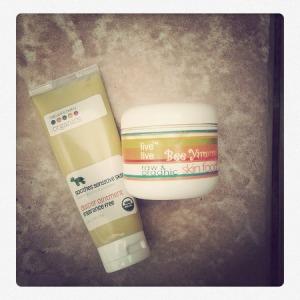 cremas faciales con ingrediente orgánicos